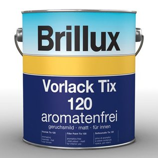 Farbton: ?  Preisgr.   suchen    >> hier <<  Brillux Vorlack Tix 120