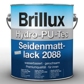 Brillux (Preisgr. suchen) Hydro-PU-Tec Seidenmattlack 2088*