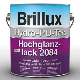 Preisgr.   suchen    >> hier <<  Hydro-PU-Tec Hochglanzlack 2084*