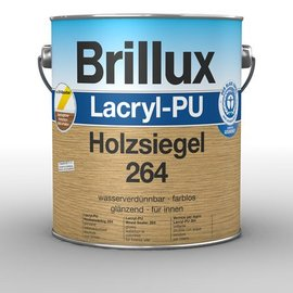 Brillux Lacryl-PU Holzsiegel 264*