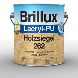 Brillux Lacryl-PU Holzsiegel 262