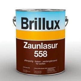 Brillux Brillux Zaunlasur 558 dunkelbraun*