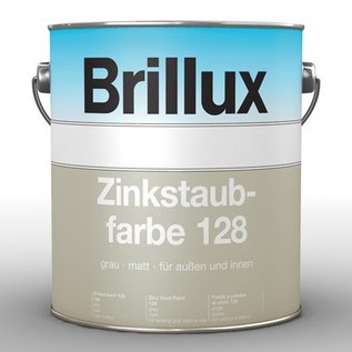 Farbton: ?  Preisgr.   suchen    >> hier <<  Brillux Zinkstaubfarbe 128