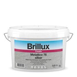 Brillux (Preisgr. suchen) Creativ Metallico 76*