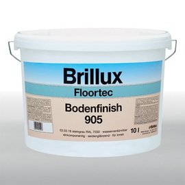 Brillux Floortec Bodenfinish 905*