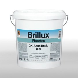 Brillux Floortec 2K-Aqua-Basis 809*