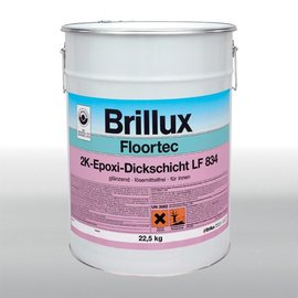 Brillux Floortec 2K-Epoxi-Dickschicht LF 834