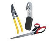 Scheren, Messer und Sägen