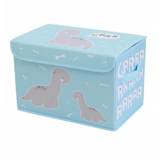 Little Lovely Company A LITTLE LOVELY COMPANY - Pop-up opbergbox Brontosaurus