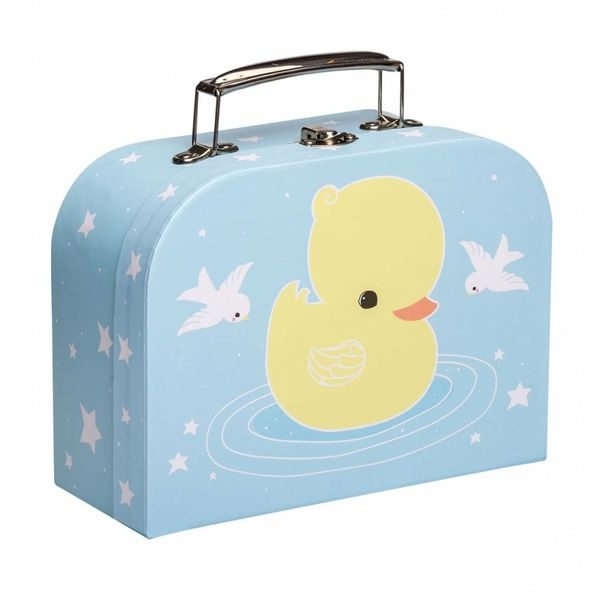 A LITTLE LOVELY COMPANY - Koffertje Eendje