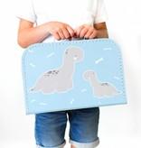 A Little Lovely Company A LITTLE LOVELY COMPANY - Koffer baby brontosaurus