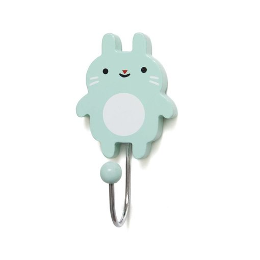 Petit Monkey PETIT MONKEY - Haak Little bunny Mint