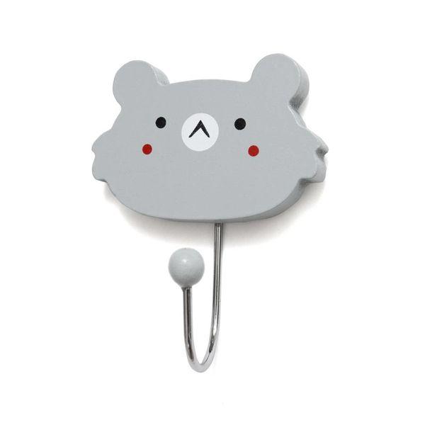 PETIT MONKEY - Haak Koala Grijs