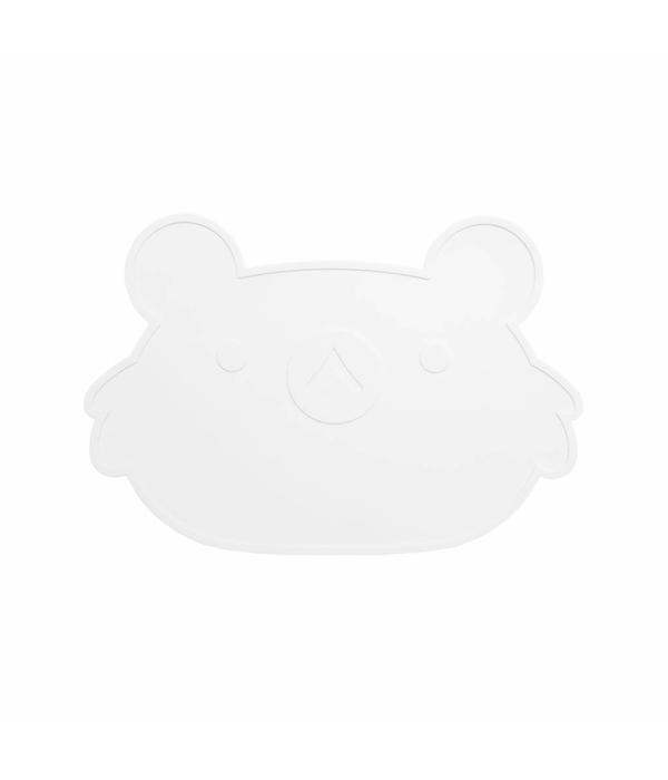 Petit Monkey PETIT MONKEY - Placemat Koalabeer Wit