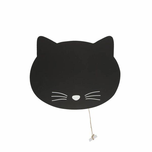 SASS & BELLE - Krijtbord Kat