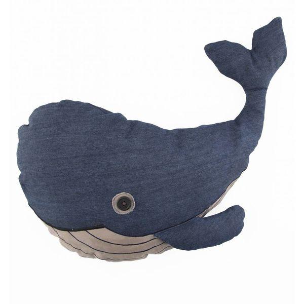 SASS & BELLE - Kussen Blue Whale