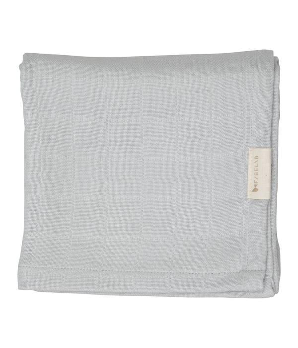 Fabelab FABELAB- Hydrofiele doek Icy Grey