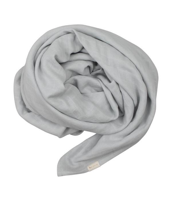 Fabelab FABELAB- Hydrofiele swaddle Icy Grey
