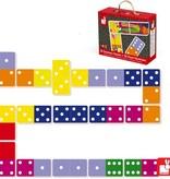 Janod Janod- Domino jungle spel