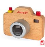 Janod JANOD - Houten camera met geluid