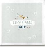 Maan Amsterdam  MAAN AMSTERDAM - Mijn eerste jaar babyboek Mint