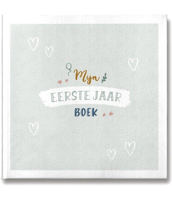 Maan Amsterdam  MAAN AMSTERDAM - Babyboek Mint