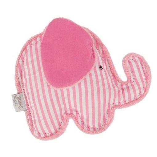 Goki GOKI - Rammelaar Olifant Roze