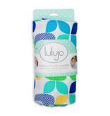 Lulujo Lulujo - Hydrofiele bamboo swaddle Funky Fruit
