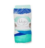 Lulujo Lulujo - Hydrofiele bamboo swaddle Waves