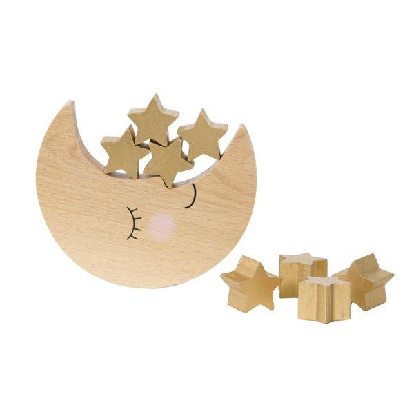 Sass & Belle - Balanceerspel maan en sterren