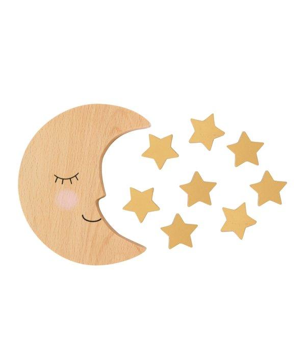Sass & Belle Sass & Belle - Balanceerspel maan en sterren