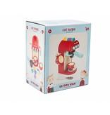 Le Toy Van LE TOY VAN - Koffiemachine van hout
