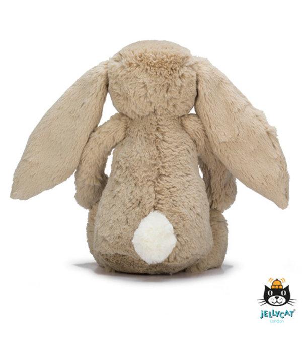 Jellycat Jellycat - Bashful Bunny konijn beige - medium  - 31 CM