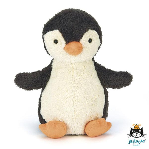 Jellycat - Knuffel pinguïn Peanut - medium