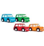 Le Toy Van LE TOY VAN - Houten race auto rood