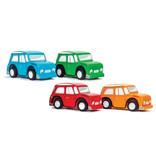 Le Toy Van LE TOY VAN - Houten race auto groen