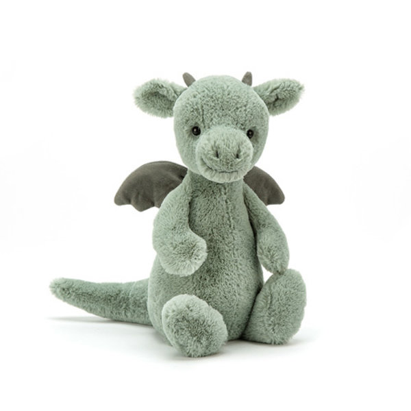 Jellycat - Knuffel  Bashful Dragon - medium