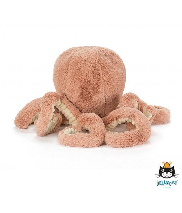 Jellycat Jellycat - Knuffel Odell Octopus - small - 23 CM