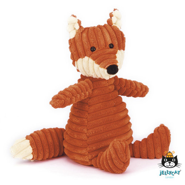 Jellycat - Knuffel Cordy Roy Fox  - small