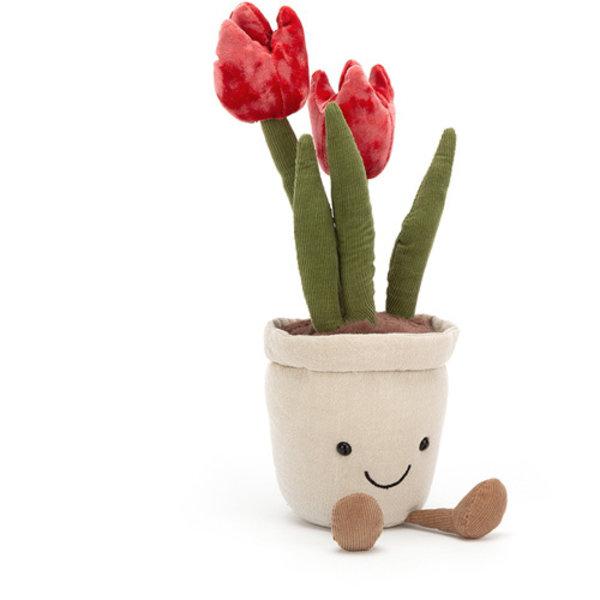 Jellycat - Knuffel Amusable Tulip