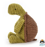 Jellycat Jellycat - Knuffel Cordy Roy Turtle - small - 26 CM