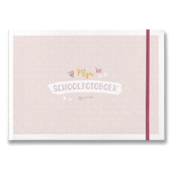 MAAN AMSTERDAM - Mijn schoolfotoboek Roze