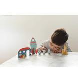 Petitcollage PETITCOLLAGE - Pop-out 3D puzzel Ruimte