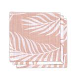 Jollein JOLLEIN - Monddoekje hydrofiel Nature Pink 3 pack