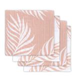 Jollein JOLLEIN - Hydrofiele doeken 4 pack 70x70 Nature Pink