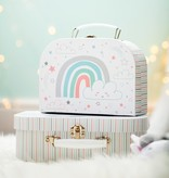 Sass & Belle SASS & BELLE - Koffer set Baby Unciorn