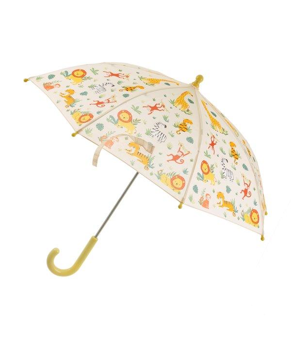 Sass & Belle Sass & Belle - Paraplu Savannah Safari