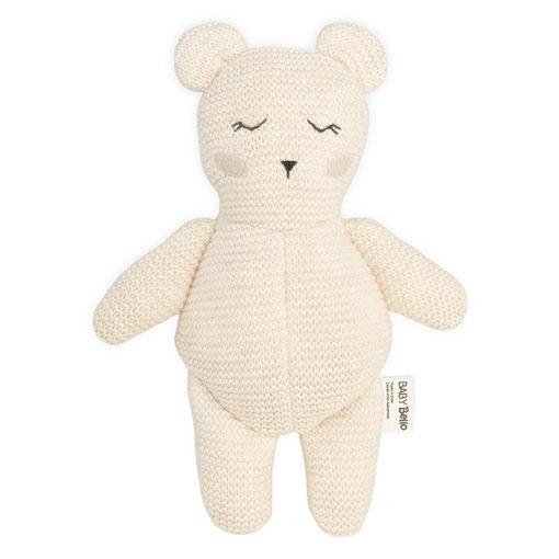 Baby Bello Baby Bello - Bobby the Polar Bear knuffeltje