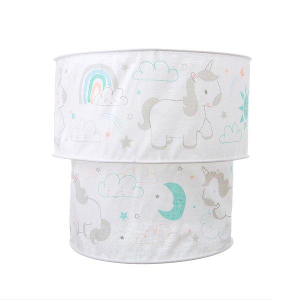Sass & Belle - Evie Unicorn lampenkap hanglamp