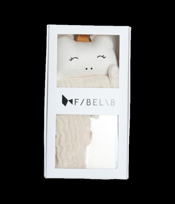 Fabelab FABELAB - Knuffeldoekje Unicorn